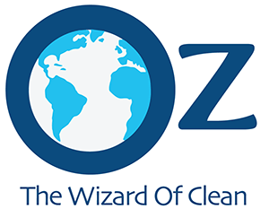 Oz Air and Water logo